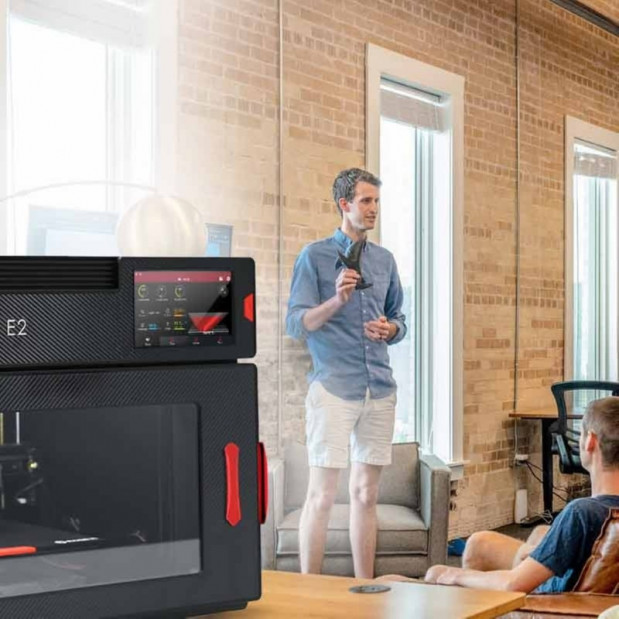 Imprimante 3D Raise3D E2 (5)